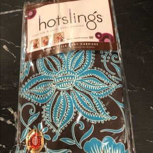 NWT hotsling baby carrier